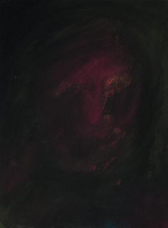 AS1, 2018, 22cm x 30cm, Acryl auf Baumwolle (ungrundiert)