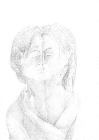 Zeichnung 3, 2019, A5, Bleistift auf Papier
