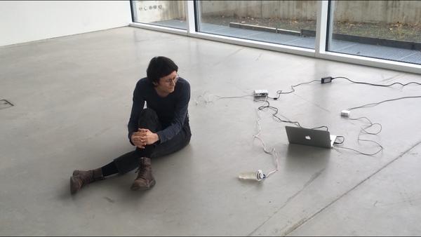 Small Talk, 2019, interaktive Performance