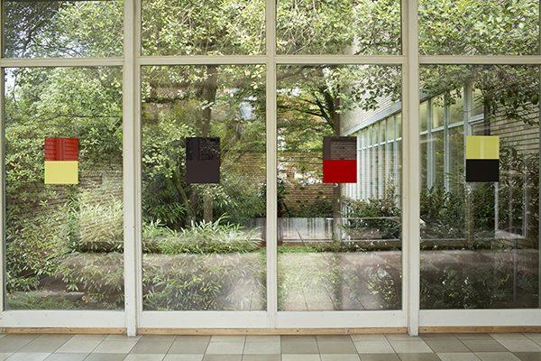 UNSERE ZUKUNFT LIEGT VIELLEICHT AUF DEM MEER, 2015, Ausstellungsansicht Kunsthaus Glarus