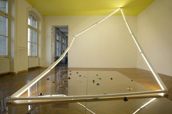 Ausstellung Anja Braun, Stadtgalerie Bern, 2014