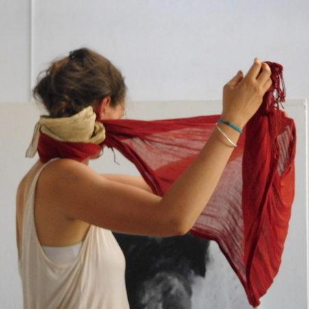 Performance, Fotografie von Duilio Martins