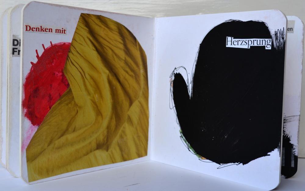 """""""FundWorte"""" Buchobjekt 2011"""