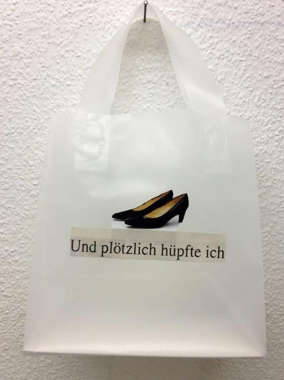 """""""kein Freitag"""" Wandtaschen 2013"""