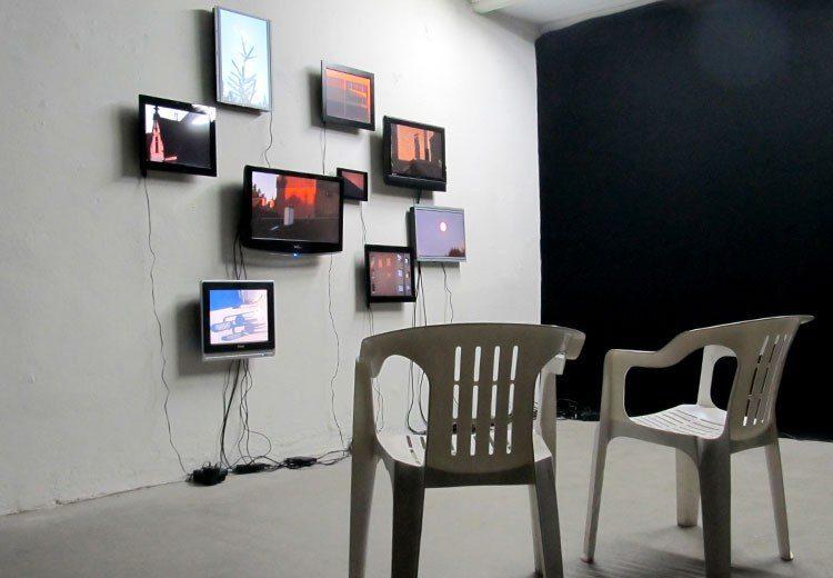 Foto-Animationen-Installation M54
