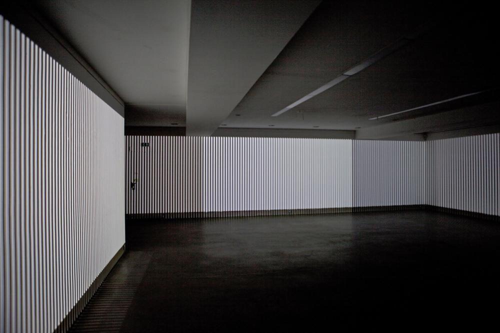 Läufer 6, Moving Surface, Bonn, 2012