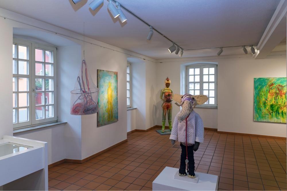 Kunstverein/Museum Schopfheim, L`enfant que j`étais, 2016 (Foto: Christoph Markwalder, Burg)