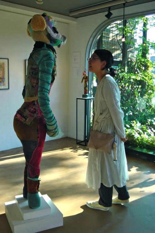 Japan/Nagoya, Galerie Laura Junko Momiyama, Dog Heart, 2017