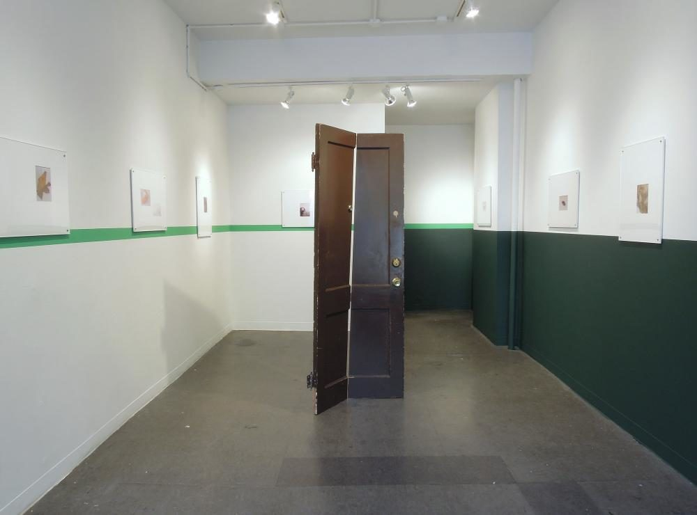 «random access memory (leading back to the unknown)», frosch&portmann, New York, 2014