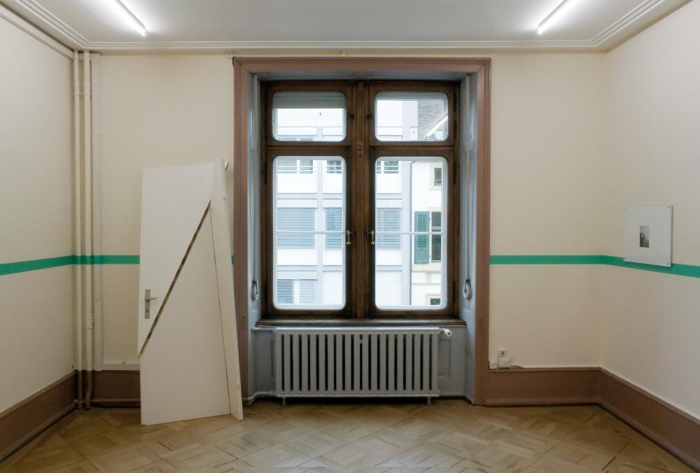 «random access memory (zurückführen auf das Unbekannte)», Villa Renata, Basel, 2015