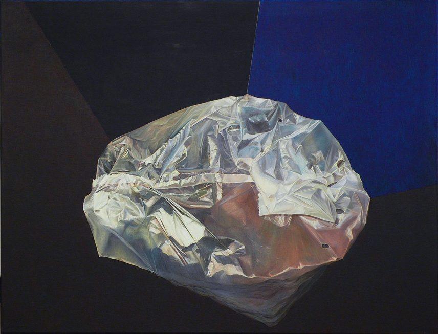 SPIN 2, 2008      Öl auf Leinwand, 70 x 90 cm