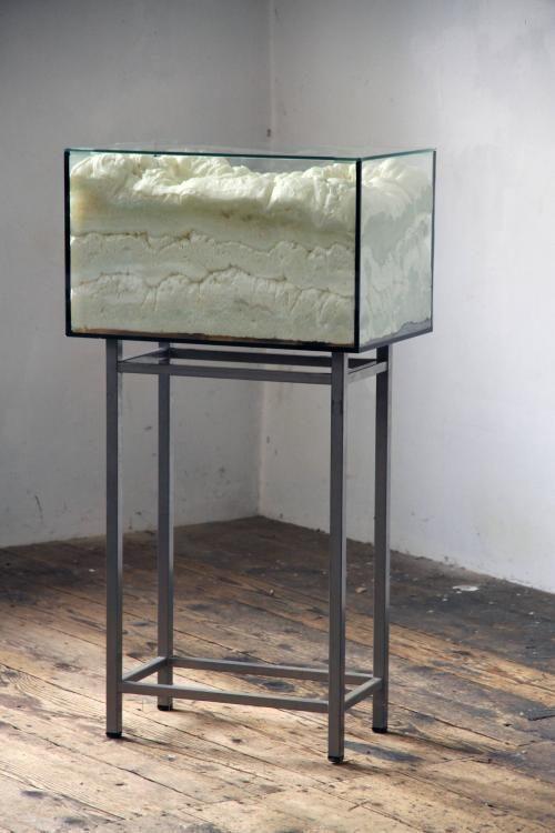 Geschichte, 2005 - 2011, Objekt, div. Materialien, 70 x 30 x 30 cm