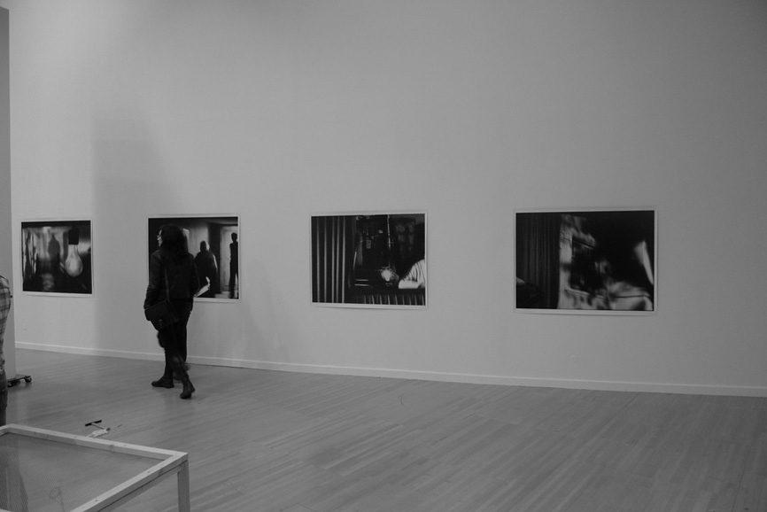 recuts, Ausstellungsansicht Déplacement des Compétences, FRAC Alsace, Sélestat, 2010