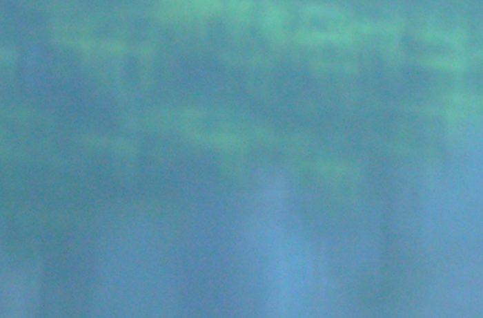 blue grove,  2010, 109 x 142 cm, überarbeitete Fotografie, Edition von 5
