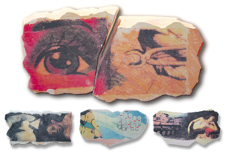 Fresken aus der Zukunft