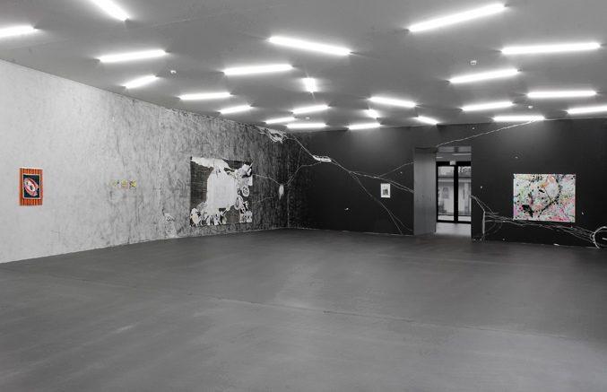 Ausstellungsansicht, Kunsthaus Grenchen, 2014