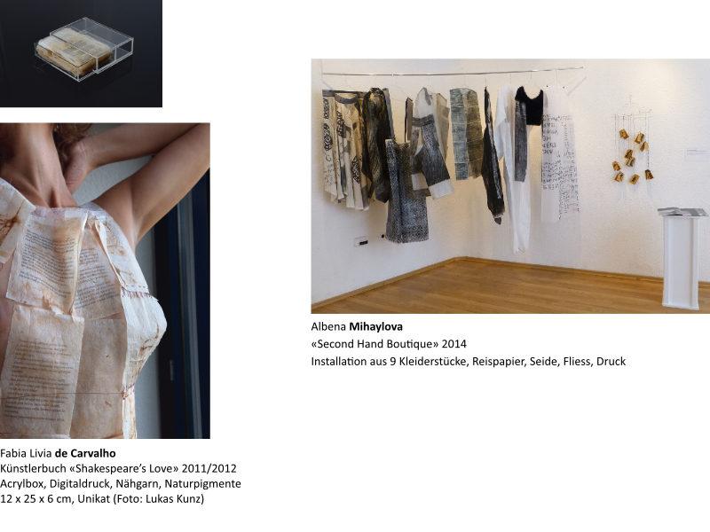 Links: Fabia Livia de Carvalho | Rechts: Albena Mihaylova