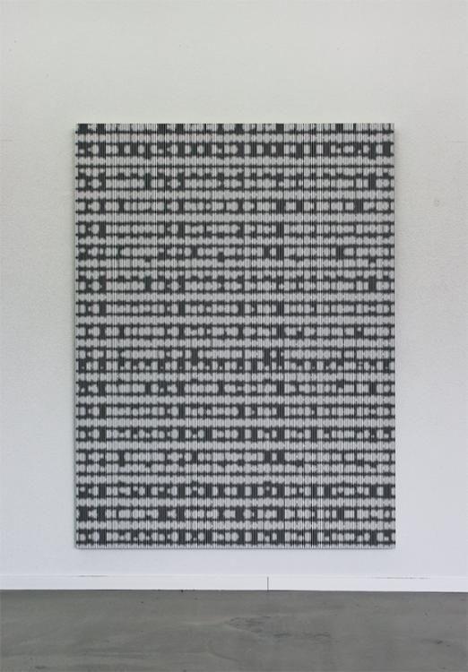 o.T. Lack auf MDF, 200x150 cm, 2015