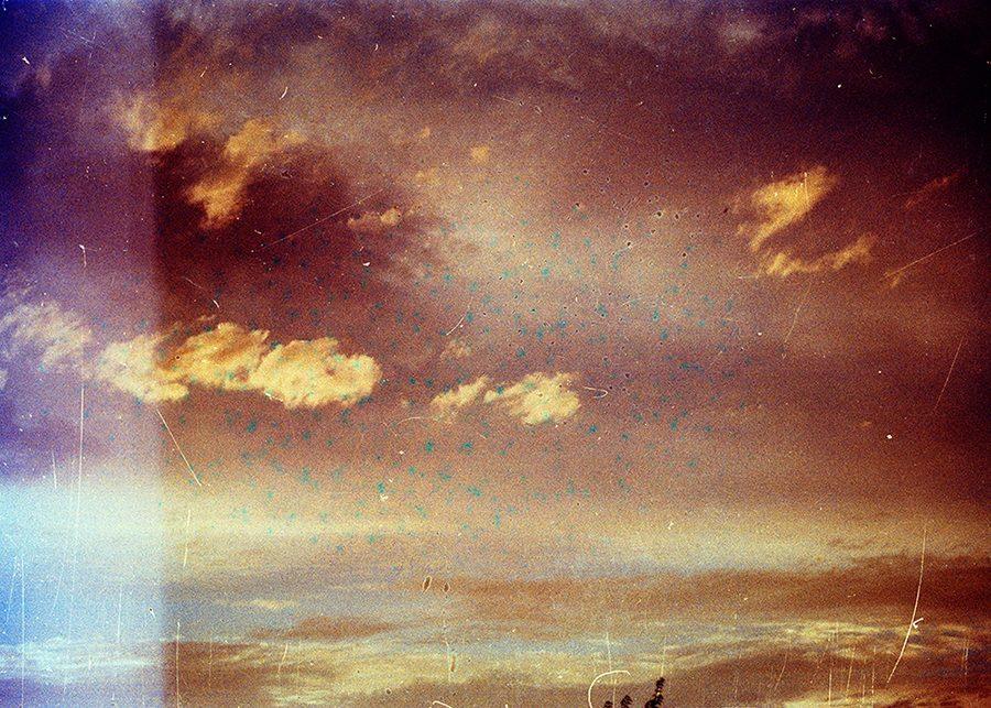 Lewis Caroll Skies, 2016, 120cm x 78cm, Lambda Print auf Alu DB