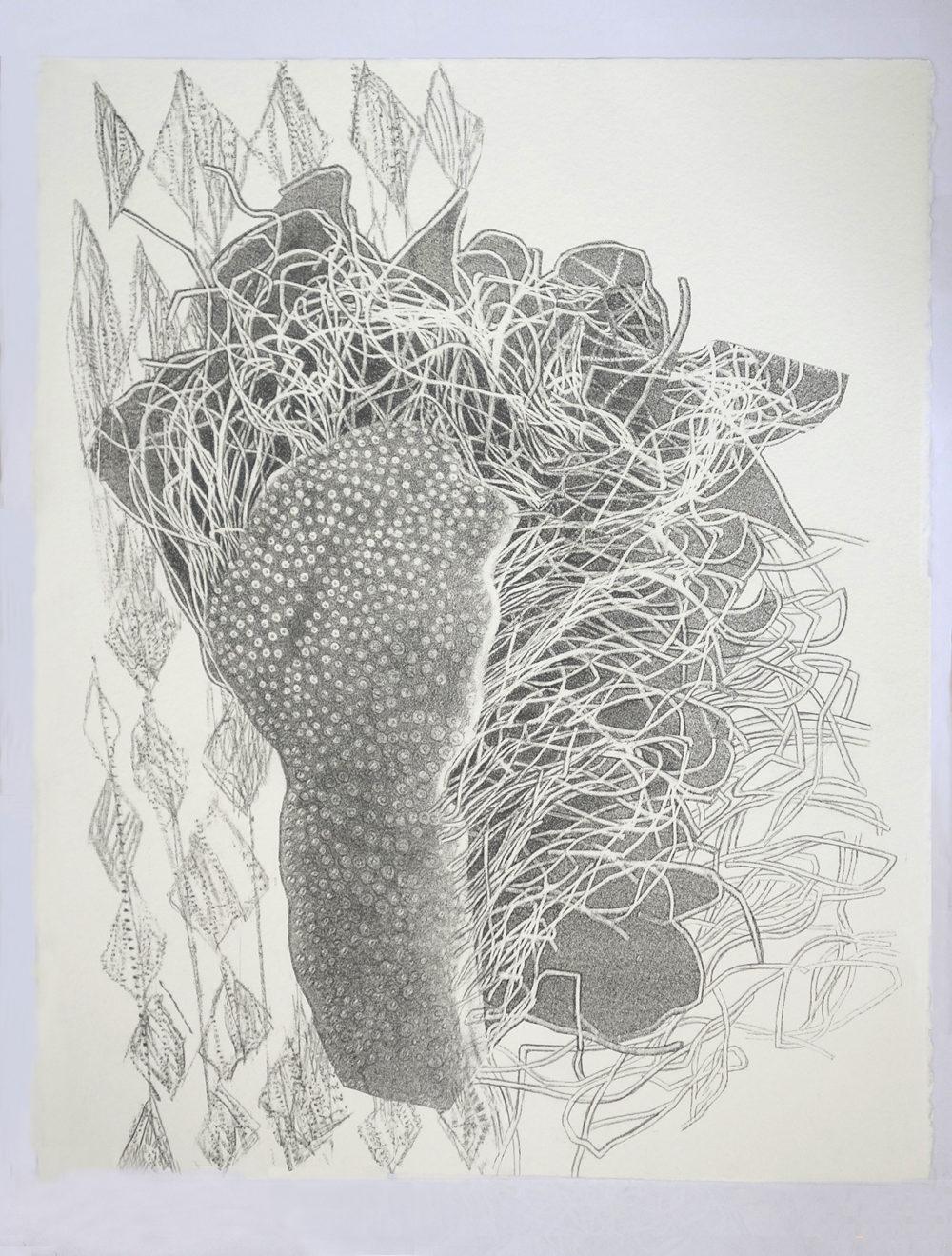 What isthe story, Zeichnung, 2019