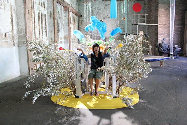 Bush Power, 2014, Sydney Biennial