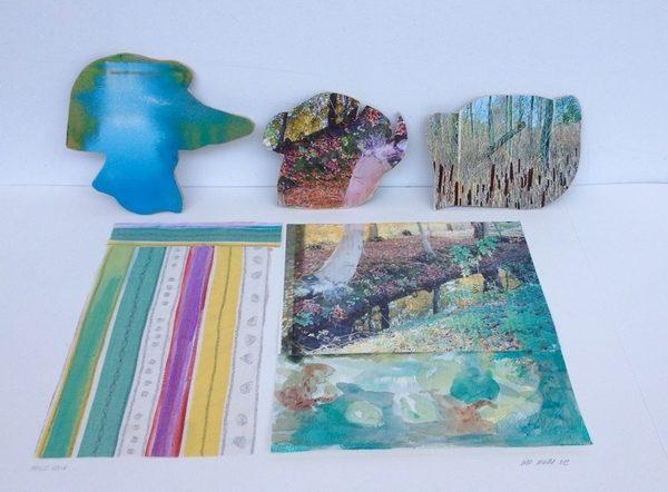 Passage Ausstellung Fabrik Culture Hegenheim/ The Painter