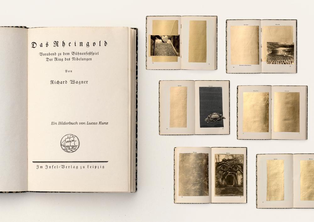 Das Rheingold ( Raubgold, Zahngold) Insel-Bücherei Nr. 93, 1913 / 2013