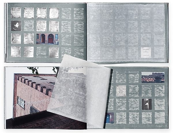 SOLPERN  stumbling,  Buch im Landscape-Format 58 x 80 cm, 2010