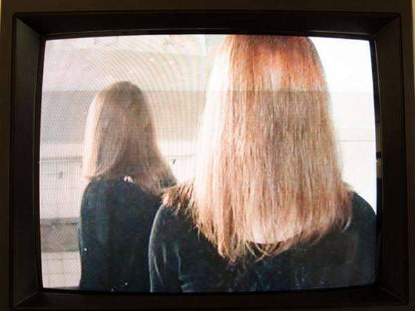 Annäherungen an Mare Montes, 2014, Videoinstallation, Loop. Foto: KGood