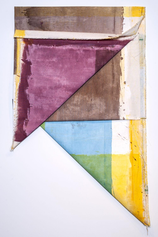 Folded Painting 05