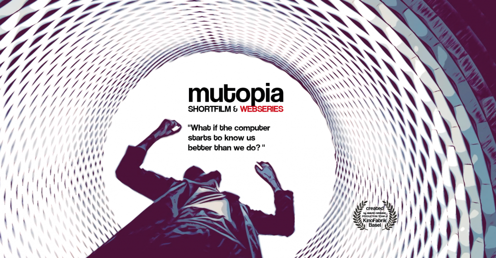 MUTOPIA, 2019, digital video HD, shortfilm & webseries