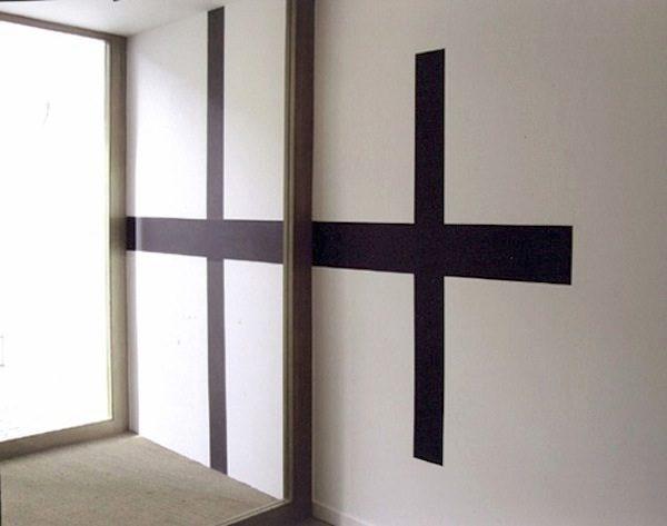 Wandmalerei, 2007 Kunst Raum Riehen