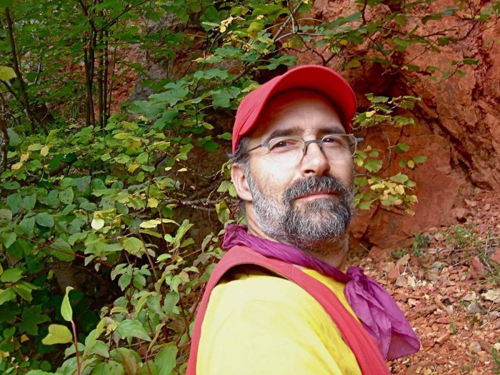 2007 – Mein Aufenthalt in der «Roten Grube» bei Röschenz
