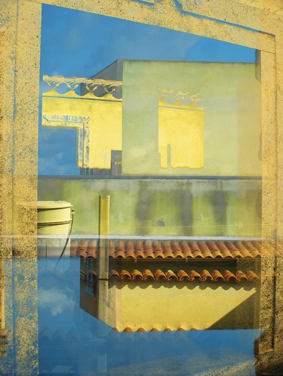 Raumserie, OT 082, Fineart Inkjet Print Fineart Papier auf Alu, 75 x 100 cm
