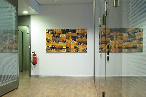 Citypeople, art collection bdo, Genève, 2002