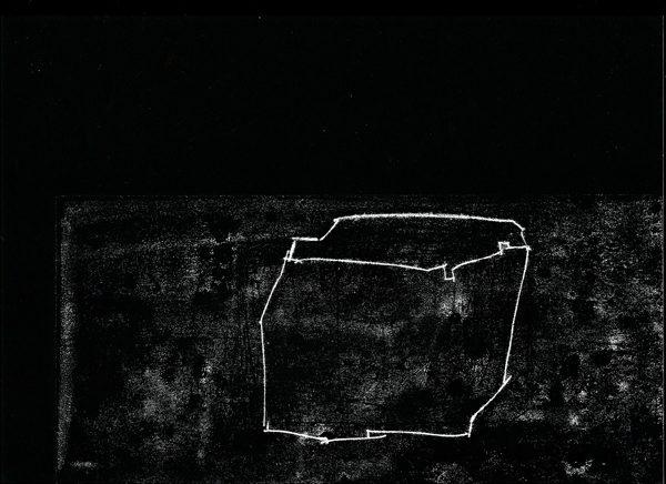 Cube revisited I, 2014, A4, Papier