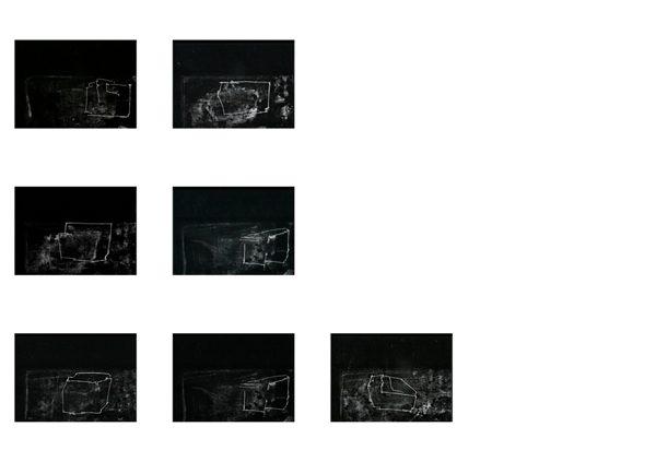 Serie: Cube revisited, 2014,A4, Papier