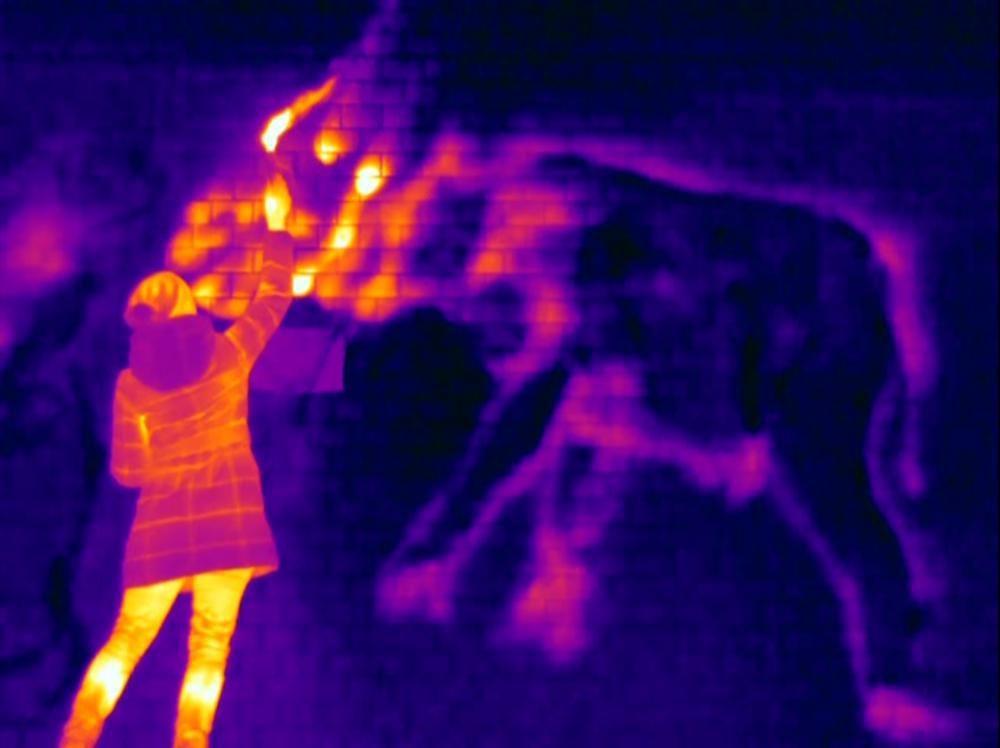 Dessins Thermiques, Video, 8 min, 2015