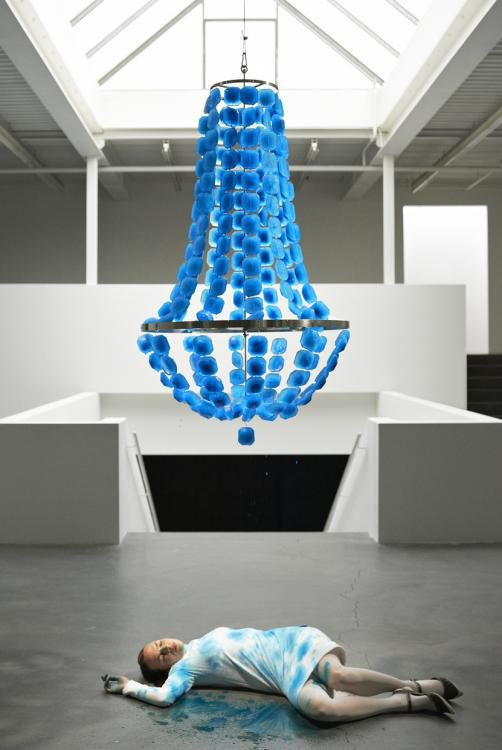 Let it Happen, Performance, Kunsthaus Baselland, 2012
