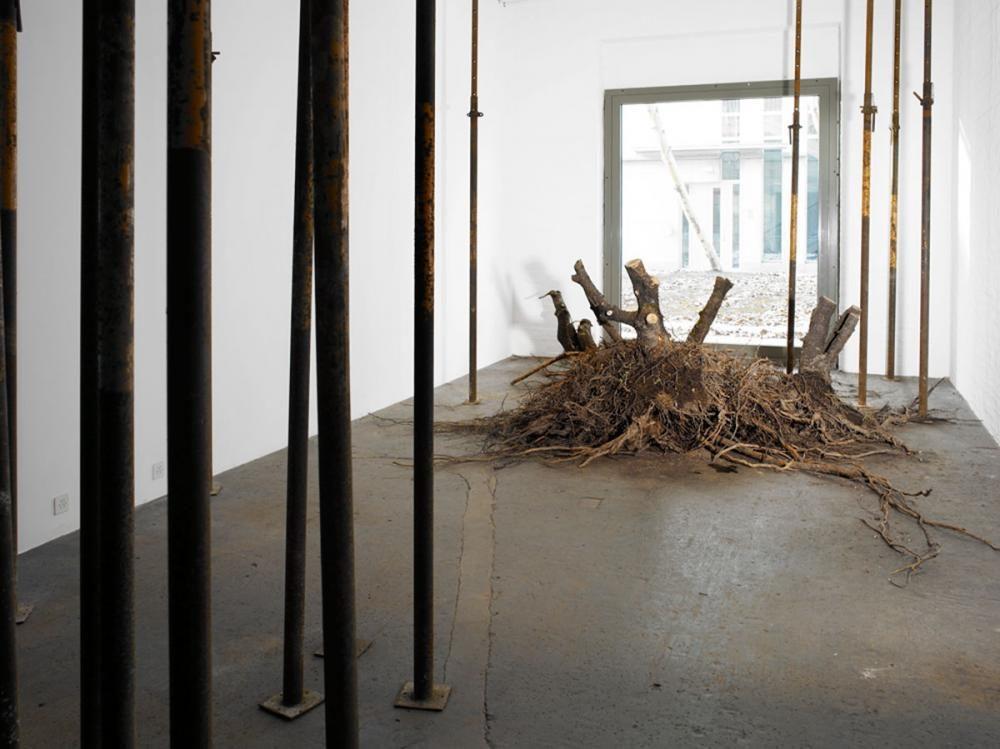 My Way, 2008, Ausstellungsansicht Inhale Exhale, Kunst Halle Sankt Gallen