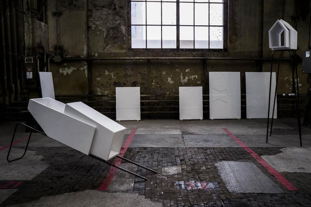 Ausstellungsansicht Jungkunst 11, 2017 Winterthur