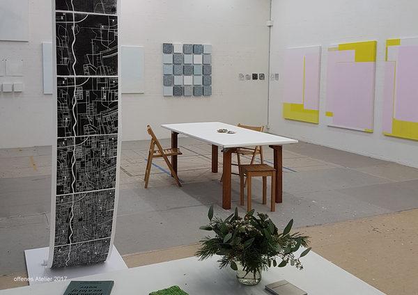 Offenes Atelier, 2017