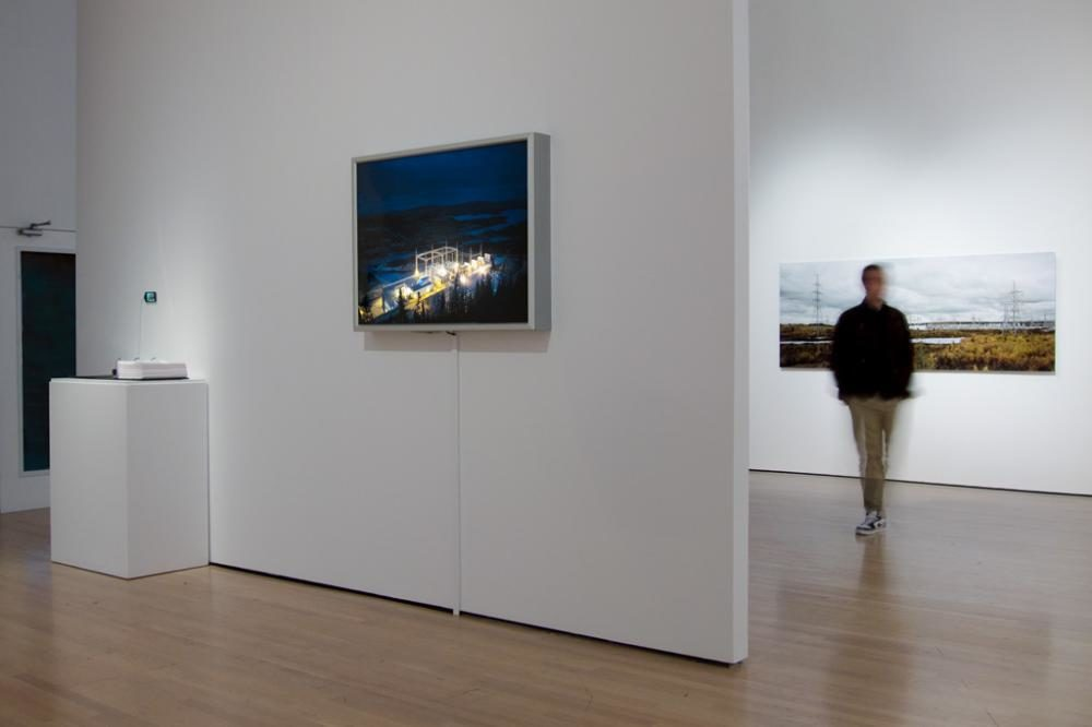 «The Québec Triennial 2011: The Work Ahead of Us», Musée d'art contemporain, Montréal