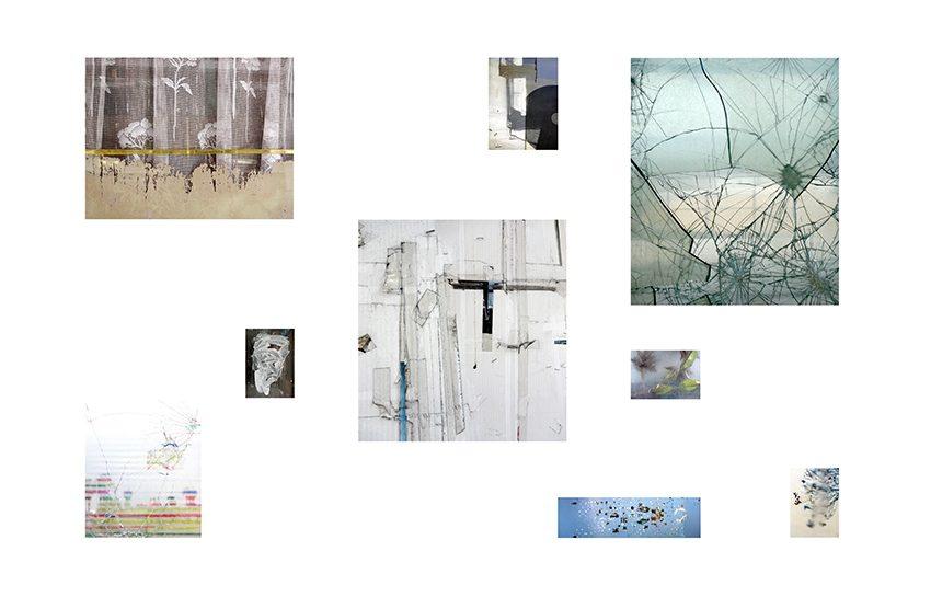 Die Idylle trügt, 2015, Installation Kunstmuseum Olten
