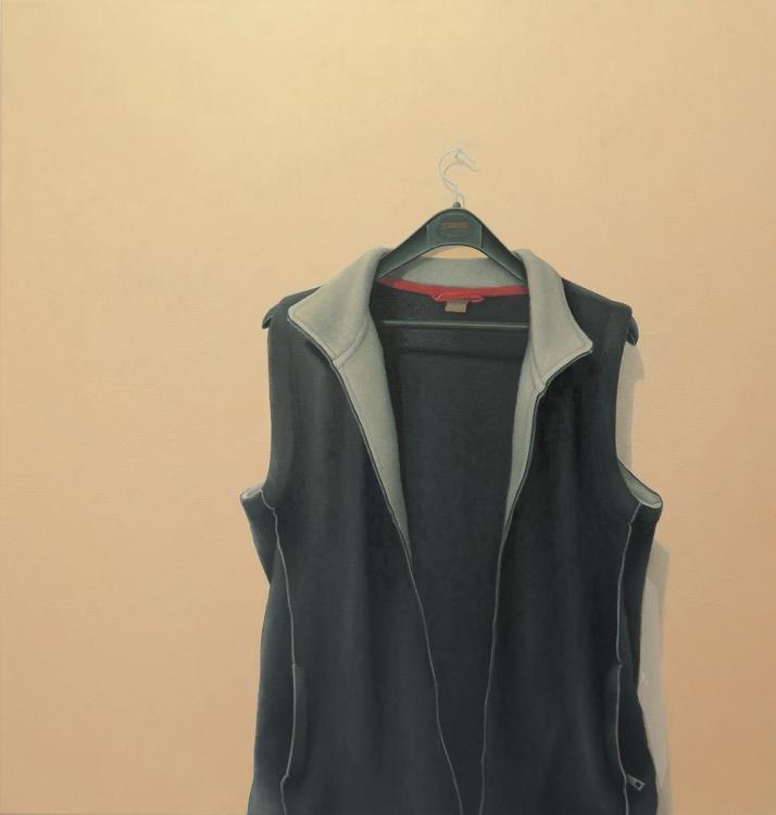 Selfie 04, 2014, 105 x 100 cm, Oel auf Leinwand