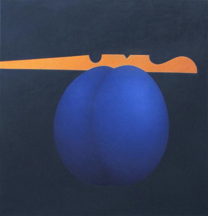 Zahltag, 2009, 105 x 100 cm, Oel auf Leinwand