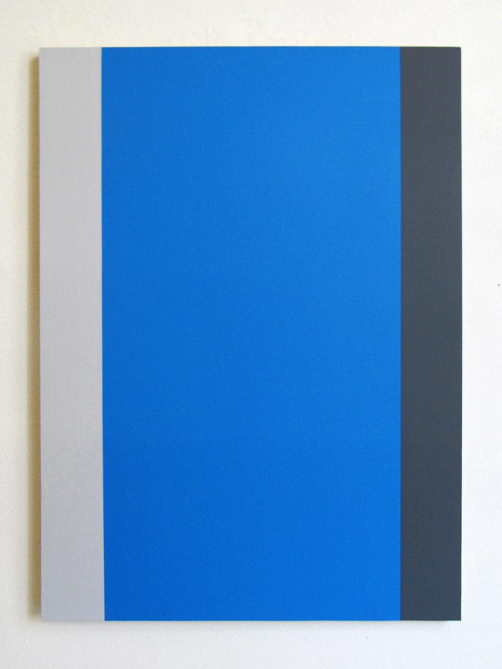 2007 o T Acryl auf Multiplex 45x32 4x1 2cm 180