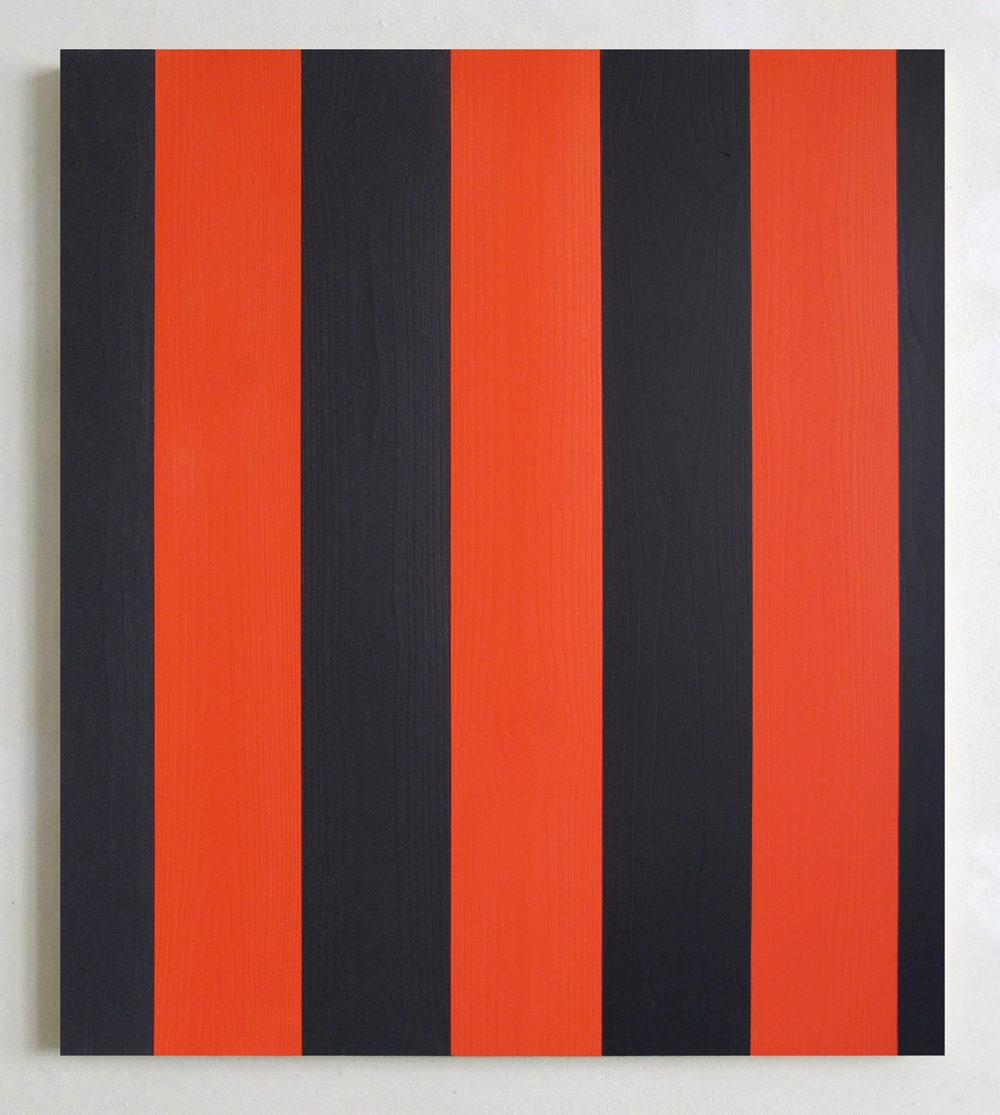 2009 o T 16 Acryl auf Holz 66 6x58 2x1 8cm 180