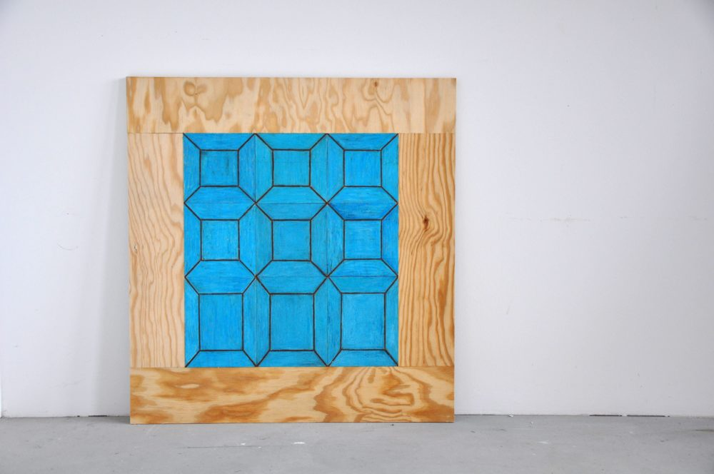 Blaues Bild Leith