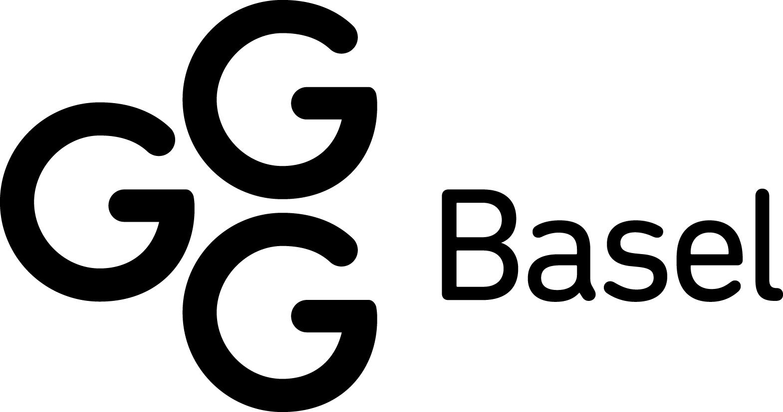GGG Basel Logo black
